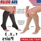 zipper copper infused support compression sock 20