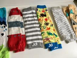 Babylegs Leg Warmers, NEW Lot of 6,  Gender Neutral