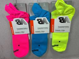New Balance Lightweight Running Socks Anatomical Mens/ Women