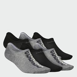 adidas Linear Superlite 2 Super-No-Show Socks 6 Pairs Men's