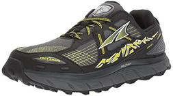 Altra Men's Lone Peak 3.5 Trail Running Shoe, Yellow, 11 D U