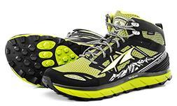 Altra Men's Lone Peak 3 Mid Neo Trail Running Shoe, Lime - 1