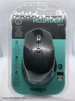 M720 Triathlon Multi-device Wireless Mouse