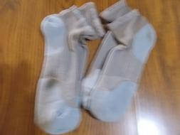 MEN 2 PAIR TOMMIE COPPER ANKLE SOCKS SZ XL FREE SHIPPING MAD