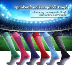 Men/Kids Socks Soccer Baseball Football Basketball Sport Ove