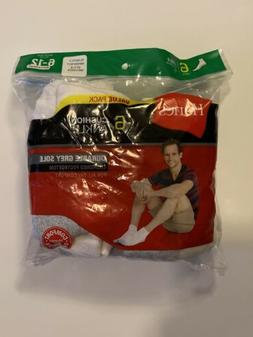 Hanes Men's Ankle Socks - White