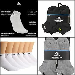 Adidas Men's Athletic Low Cut Sock 6-pack For Regular Shoe S