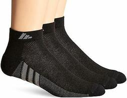 adidas Men's Climacool Superlite Low Cut Socks  - Choose SZ/