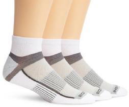 Saucony Men's Inferno Quarter 3-Pack Running/Athletic Socks,