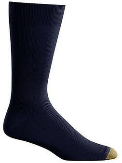 Gold Toe Men's Metropolitan Dress Socks - 3 Pack