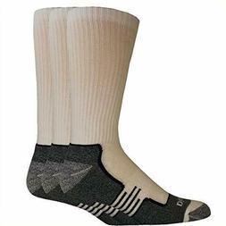 Dickies Men's Multi-Pack Industrial Strength Crew Socks