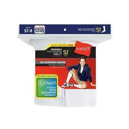 Hanes Men's Over-the-Calf Tube Socks 12-Pack,Style 180V12