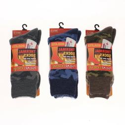 men s socks insulated thermal camouflage camo