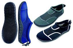Men's Water Shoes Aqua Socks Yoga Exercise Pool Beach Dance