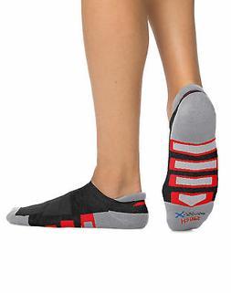 Hanes Men's X-Temp Active Cool Heel Shield Socks 4-Pack
