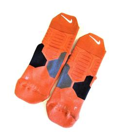 Nike men Sport Ankle Long Horn Texas Brunt Orange Cushioned