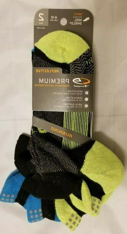Mens Athletic Socks - 2 pack -C9 Champion Premium - Black, G