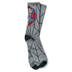 Vans Mens Crew Socks Marvel/Spider Man