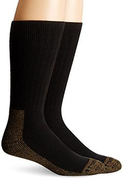 Carhartt Mens Cushion Steel-Toe Work Boot Socks Fights Odors