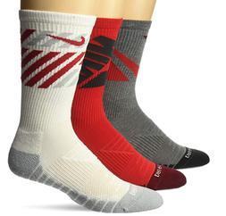 Mens Nike Socks Pick Style Elite Crew Dri Fit Basketball Ath