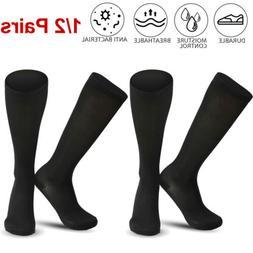 Mens Football Soccer Socks Over Knee High Long Sock Baseball