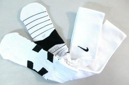 NIKE Mens Knee High Football Soccer SPEED sport SOCKS White