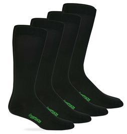 Realtree Mens Liner Moisture Wicking Mid Calf Tall Boot Sock