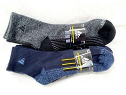Adidas Mens Performance High Quarter 4 Pairs Socks AEROREADY
