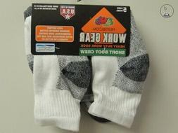 mens work gear heavy duty crew socks