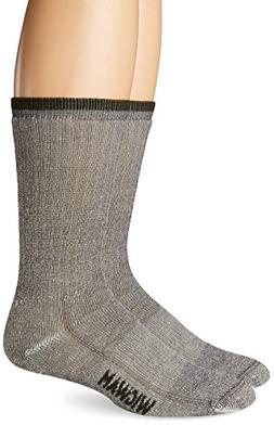 Wigwam Merino Comfort Hiker 2 Pairs of Socks Olive Large