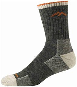 Darn Tough Merino Wool Micro Crew Cushion Hiking Sock Olive,