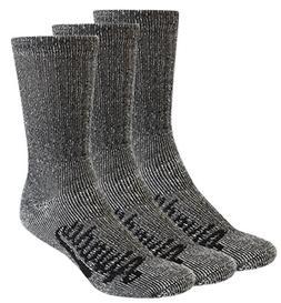 AIvada 80% Merino Wool Hiking Socks Thermal Warm Crew Winter