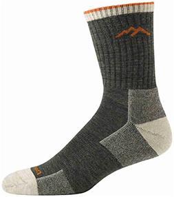 Darn Tough Merino Wool Micro Crew Cushion Hiking Sock Olive,
