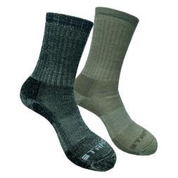 Ultimate Socks Merino Wool Midweight Hiker Crew Sock