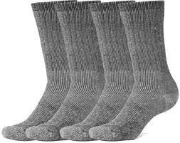 eabe4134be65 Merino Wool Socks Thermal Warm Men Women Children Hiking Cre