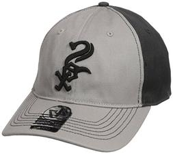 '47 MLB Chicago White Sox Umbra Closer Stretch Fit Hat, One