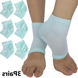 Moisturizing Socks for Cracked Heels - Aloe Socks to Treat D