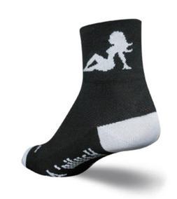 SockGuy Men's Mudflap Girl Socks