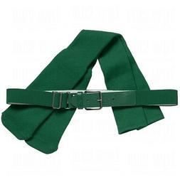 Twin City Multisport Belt & Socks Combo Small Dark Green