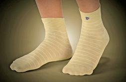 Nano Copper Diabetic Sock Unisex Medical Grade Foot Toe Skin