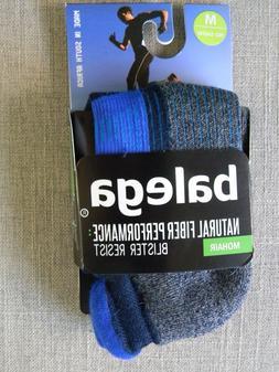 Balega Natural Fiber Performance Mohair No Show Tab Socks
