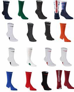NEW 1 Pair MEN Nike L ELITE High Basketball Socks Large 8-12