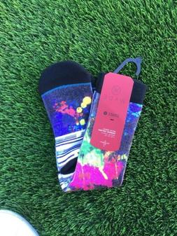New Stance DWADE Artist Series Voyage Multicolor Socks Men's
