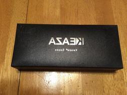 New in Box KEAZA 4 pair pack Gift Set SOCKS Multi-color Mens