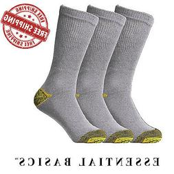 New Men's Athletic Crew Socks for Comfort Sports Lot of 3 or