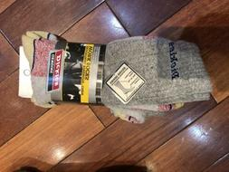 NEW Dickies Mens 3 Pair Industrial Strength Crew Work Socks