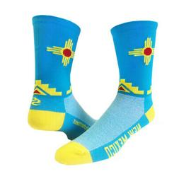 new mexico 5 socks turquoise 12 5