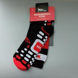 NEW Altra Running Compression Performance High Socks Black S