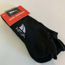 NEW Altra Running Socks 3 Pack Low Cut Black Size XL Unisex