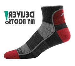 *NEW* Darn Tough Socks 1715 - Quarter Sport 1/4 Sock Light -